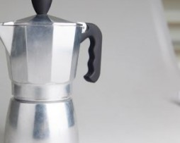 Caferetas aluminio