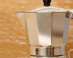 Cafetera Inox