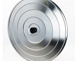 Tapas aluminio