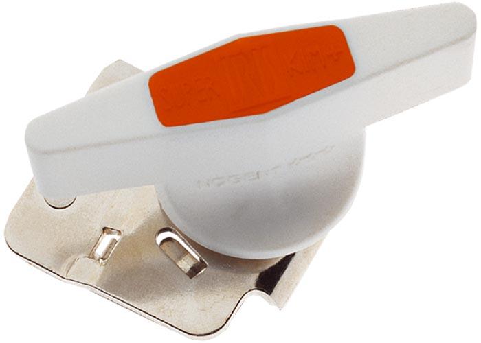 Oferta Abrelatas giratorio SUPER KIM Acero cromado-ABS