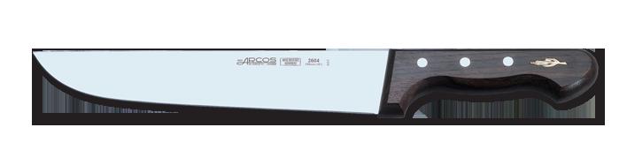 Oferta Chuchillo Carnicero Arcos m/palisandro Inox 25 cm