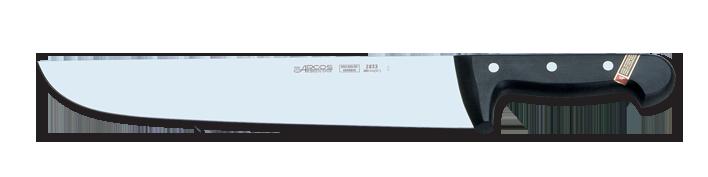 Oferta Chuchillo Carnicero Arcos m/polioximetileno Inox 30 cm