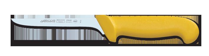 Oferta Cuchillo Arcos deshuesar m/polipropileno Inox 13 cm