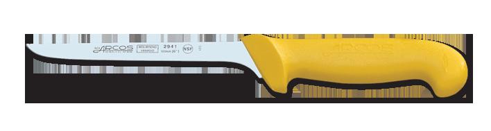 Oferta Cuchillo Arcos deshuesar m/polipropileno Inox 15.1 cm
