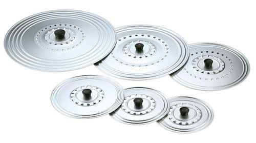 Oferta Tapa aluminio anti-vaho para 18-20-22 cm