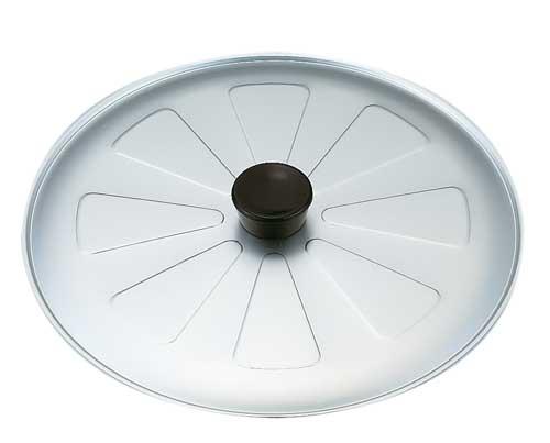 Oferta Tapa aluminio girar tortilla Española 30 cm