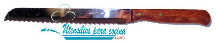 Oferta Chuchillo pan Arcos Inox m/prensado 17 cm