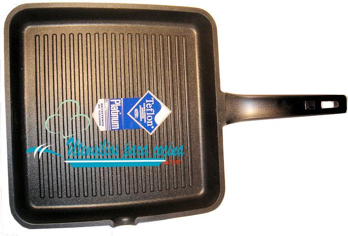 Oferta Asador Grill Inducción con mango  Bra 28 cm