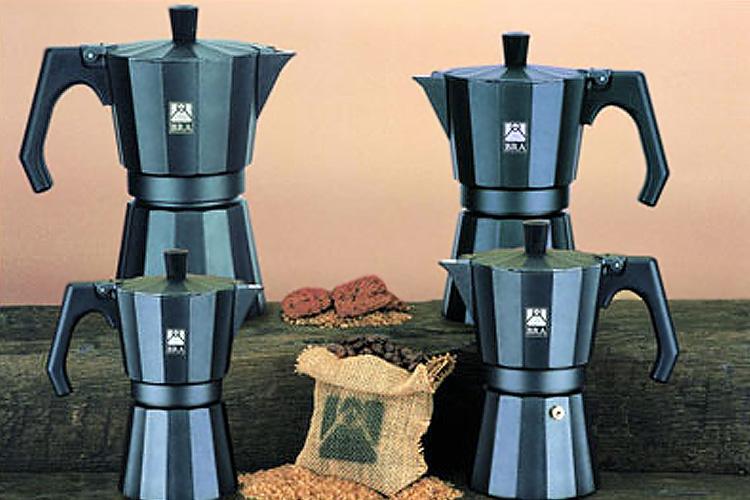Oferta Cafetera Aluminio 9 tazas BRA