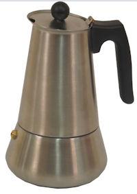 Oferta Cafetera inox Induccion 6 tazas