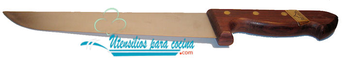 Oferta Chuchillo Oficio Pallares m/Palisandro Inox 10″