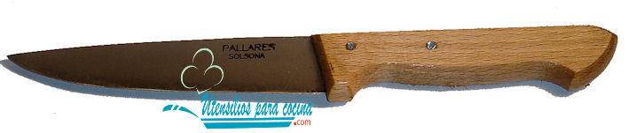 Oferta Cuchillo Pallares m/haya A/C 10 cm