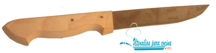 Oferta Cuchillo Pallares Carnicero m/haya  A/C 2.6×15 cm