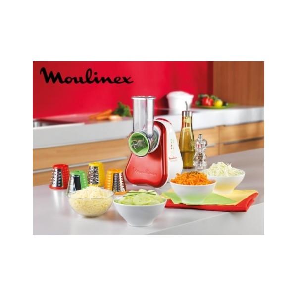 Oferta Rallador/cortador moulinex + Salsa express