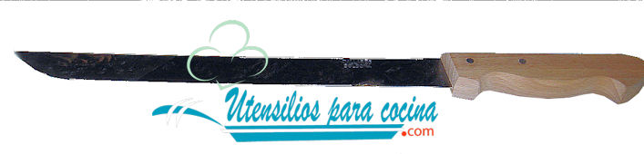 Oferta Cuchillo Pallares Jamonero m/haya A/C 2.2×23 cm
