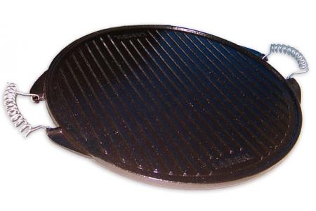 Oferta Planchas hierro fundido esmalada redonda 52 Garcima-Guison