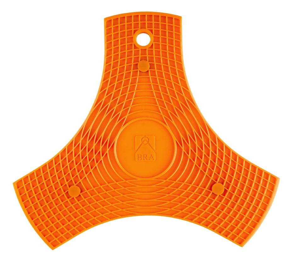 Oferta Protector multiusos BRA, naranja