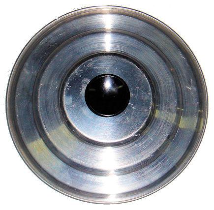 Oferta Tapa aluminio estand para 18 cm