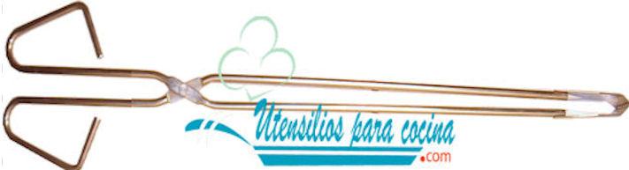 Oferta Tenacilla INOX 6