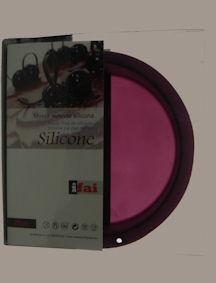 Oferta Molde de silicona redondo IFAI, 28 cms.